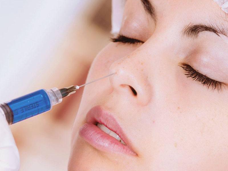 تزریق کورتون به بینی بعد از عمل خطر دارد؟